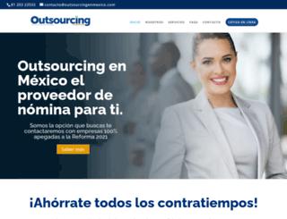 outsourcingenmexico.com screenshot