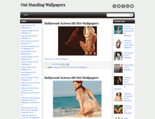 outstandingwallpapers.blogspot.com screenshot