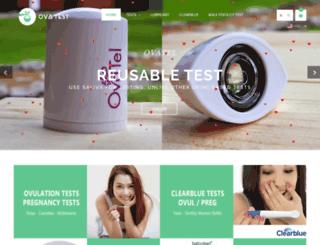 ova-test.com screenshot