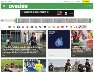 ovaciondigital.com screenshot