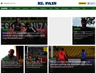ovaciondigital.com.uy screenshot