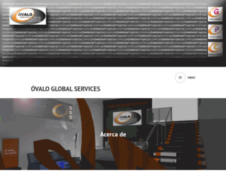 ovaloglobalservices.com screenshot