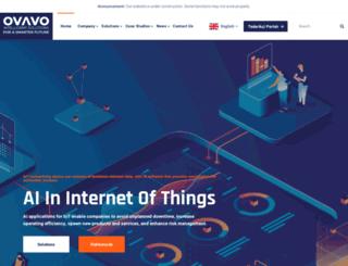 ovavo.com screenshot