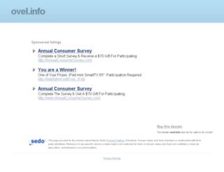 ovel.info screenshot