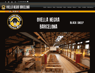 ovellanegra.com screenshot