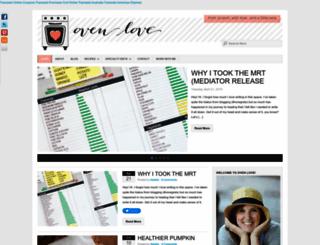 ovenloveblog.com screenshot