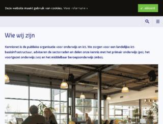 over.kennisnet.nl screenshot