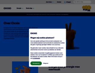 over.oxxio.nl screenshot