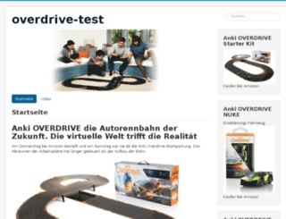 overdrive-test.de screenshot