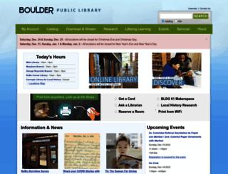 overdrive.boulderlibrary.org screenshot