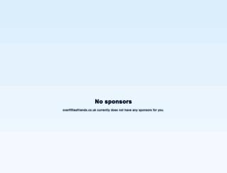 overfiftiesfriends.co.uk screenshot