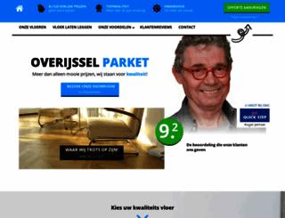 overijsselparket.nl screenshot