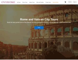 overome.com screenshot