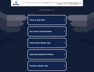 oversoulwiki.com screenshot