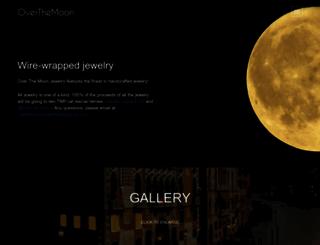 overthemoonjewelry.com screenshot