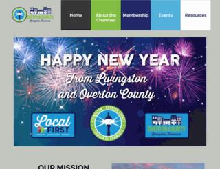 overtonco.com screenshot