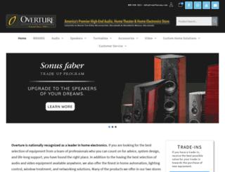 overtureavonline.com screenshot