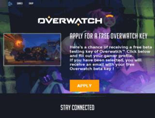 overwatchorigins.com screenshot