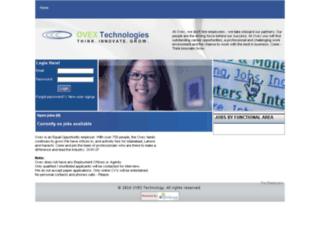 ovex.brightspyre.com screenshot