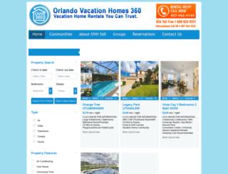 ovh360.com screenshot