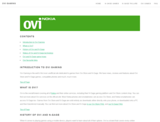 ovigaming.com screenshot