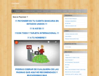 oviodin.wordpress.com screenshot