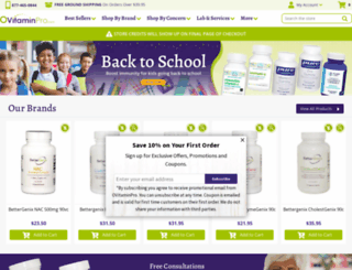 ovitaminpro.com screenshot