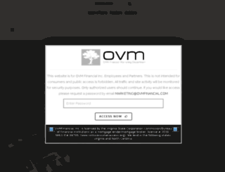 ovmx.ovmfinancial.com screenshot