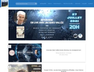 ovnis-direct.com screenshot