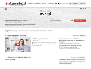 ovr.pl screenshot