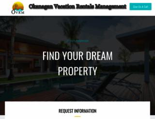 ovrm.ca screenshot