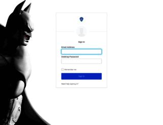 owa.turbine.com screenshot