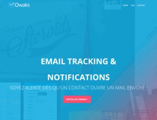 owaks.com screenshot