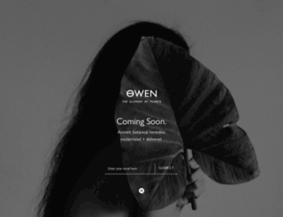 owenandalchemy.com screenshot