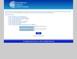 owensborofcu.nssecurebanking.org screenshot