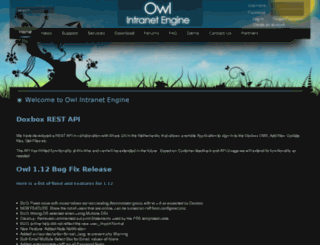 owl.anytimecomm.com screenshot