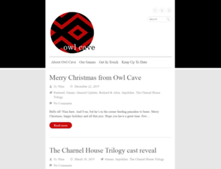 owlcave.net screenshot