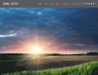 owlcity.com screenshot