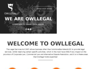 owllegal.uk screenshot