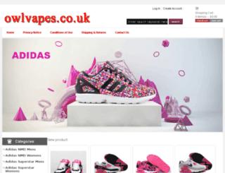 owlvapes.co.uk screenshot