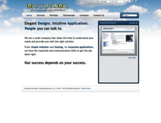 owlwatch.com screenshot