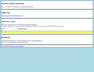 owm.vreeken.net screenshot
