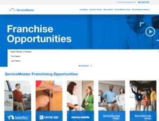 ownafranchise.com screenshot