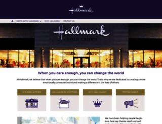 ownastore.hallmark.com screenshot