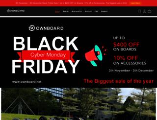 ownboard.net screenshot