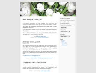 ownmembers.wordpress.com screenshot