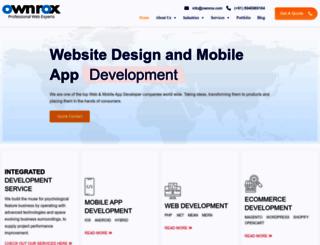 ownrox.com screenshot