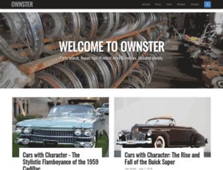ownster.com screenshot