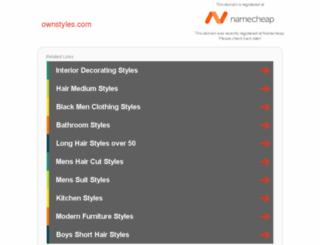 ownstyles.com screenshot