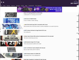 ox.bit-tech.net screenshot